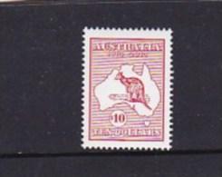 Australia 2013 Kangaroo And Map Stamp MNH - 2010-... Elizabeth II