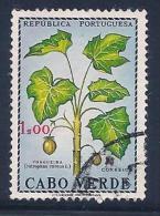 Cape Verde, Scott # 346 Used Plant, 1968 - Cape Verde