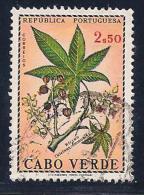 Cape Verde, Scott # 348 Used Plant, 1968 - Cape Verde