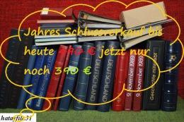 Deutschland Nachlass Posten mit viele Spezial  ( S - 235 )