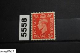 Großbritannien  1951  Mi. 250 X    **   Postfrisch