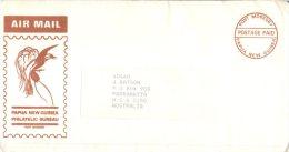 (555) Papua New Guinea Commercial Cover To Australia - - Papouasie-Nouvelle-Guinée