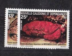 Nouvelle-Caledonie N°453 - 454** - Nueva Caledonia