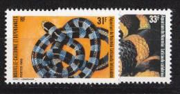 Nouvelle-Caledonie N°475 - 476** - Nuevos