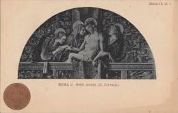 C1900 ROMA - GESU´ MORTO (CRIVELLI) - Paintings