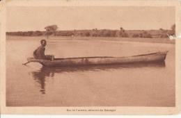 C1900 SENEGAL - SUR LA FALEME AFFLUENT DU SENEGAL - Sénégal