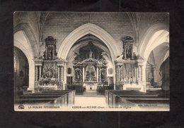 CONDE-sur-HUISNE - Intérieur De L'Eglise - France