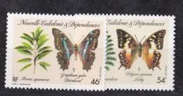 Nouvelle-Calédonie N° 533 - 534** - Nueva Caledonia