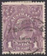 Australia, 1 P. 1922, Sc # 22, Mi # 31, Used - Usati