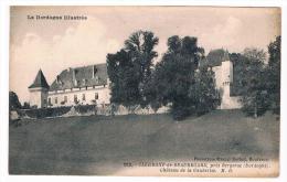 CLERMONT DE BEAUREGARD CHATEAU DE LA GAUBERTIE - Andere Gemeenten