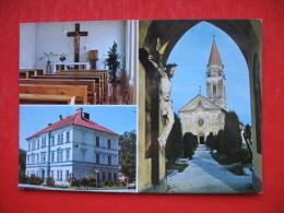 Gospodinjska Sola Solskih Sester In Zupnijska Cerkev V St.Rupertu;bei Volkermarkt - Völkermarkt