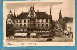 13 / 8 /  288  -   HANNOVER   - Argidienterplatz - Hannover