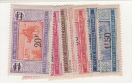 Mauritanie N  50 à 56** - Mauritania (1906-1944)