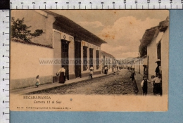 S7162 COLOMBIA BUCARAMANGA CARRERA 12 AL SUR FP - Colombia
