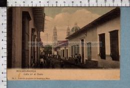 S7168 COLOMBIA BUCARAMANGA CALLE 6 AL OESTE FP - Colombia