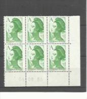 Y Et T  No 2433 Du 04 08 1986 Neuf XX - Coins Datés