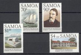 Samoa - 1994 Robert Louis Stevenson MNH__(TH-13149) - Samoa