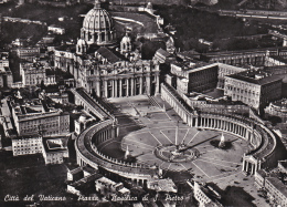 Italia--Citta Del Vaticano--Piazza E Basilica Di S.Pietro - Vaticano (Ciudad Del)