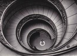 Italia--Citta Del Vaticano--Museo Di Scultura--La Scala  Elicoidale - Vaticano (Ciudad Del)