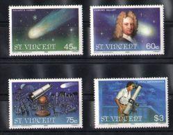 St.Vincent - 1986 Halley´s Comet MNH__(TH-4859) - St.Vincent (1979-...)