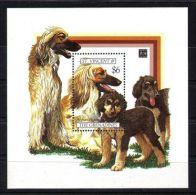 St.Vincent - 1994 Dogs Block (1) MNH__(TH-4512) - St.Vincent (1979-...)