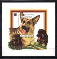 St.Vincent - 1994 Dogs Block (2) MNH__(TH-4511) - St.Vincent (1979-...)