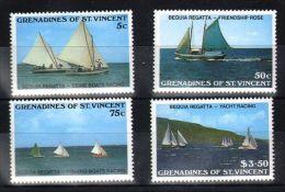 St.Vincent Grenadines - 1988 Regatta MNH__(TH-4893) - St.Vincent Und Die Grenadinen