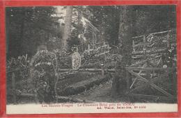 68 - Ste MARIE Aux MINES - Hautes Vosges - Cimetière BRIAL Près Du VIOLU - Guerre 14/18 - Sainte-Marie-aux-Mines