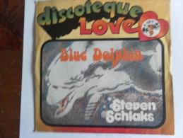 Steven Schlaks -  Blue Dolphin   E   Antonia.  Baby Record  –   Anno 1975.  Perfetto - Disco, Pop