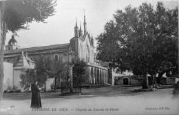 Environs De Nice, Chapelle Du Couvent De Cimiès - Monuments, édifices