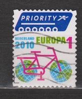 Nederland Netherlands Niederlande, Holanda, Pays Bas Nr 2742 Used ; Fiets, Bicyclette, Bicicleta 2010 MUCH MORE BICYCLES - Transportmiddelen