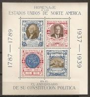GUATEMALA 1938 - Yvert #H1 - MNH ** - Guatemala