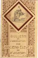 BULLETIN  DE L'association Des Anciens Eleves De ST JOSEPH DU HAVRE Année 1936 Nombreuses Pages De PublicitéNombreuses - Documents Historiques