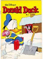DONALD DUCK 1979 Nr. 3 : Zie Scan Van Voor En Achterzijde ! - Donald Duck