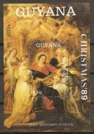 PINTURA/RUBENS - GUAYANA 1989 - Yvert #H29C - MNH ** - Rubens