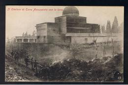 RB 942 - 1906 Postcard - Il Cimitero Di Torre Annunziata Con La Lave - Vesuvio Vesuvius Volcano - Italy - Italia