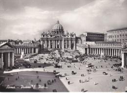 Italia--Roma-Vaticano-Piazza Di S.Pietro - Vaticano (Ciudad Del)