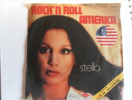 Stella  -  Rock'n Roll America  E   Love Song.   Harmony –    Anno 1976.  Perfetto - Disco, Pop