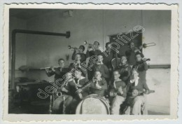 "(Militaria) Orchestre ""Midi Jazz"". Infanterie Alpine ? - Guerre, Militaire"