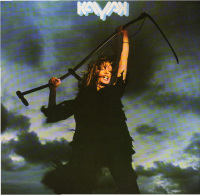 * LP *  KAYAK - PHANTOM OF THE NIGHT (Holland - Rock