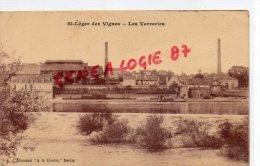 58 -  SAINT LEGER DES VIGNES - ST LEGER DES VIGNES - LES VERRERIES - France
