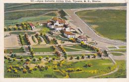 Agua Caliente Jockey Club , TIJUANA , Mexico , 1910s - Mexique