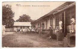 CPA Cayenne Pénitencier De Bâtiments Des Surveillants Mariés Guyane - Cayenne