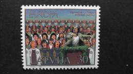 Latvia - 1998 - Europa.National Song Festival - Mi.Nr. 476** MNH - As Scan - Lettland