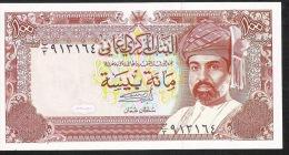 OMAN     P22   100  BAISA    1987     UNC. - Oman