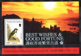 Tristan Da Cunha - 1997 Birds Block MNH__(TH-1659) - Tristan Da Cunha