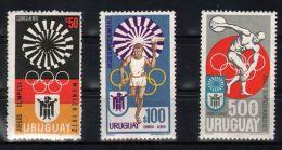 Uruguay - 1972 Munchen MNH__(TH-6582) - Uruguay