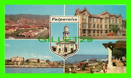 VALPARAISO, CHILE - 5 MULTIVIEWS - GROHMANN - - Chili