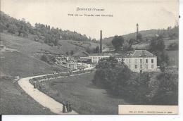 SENONES - Vue De La Vallée Des Gouttes - Senones