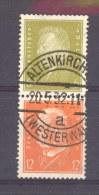Allemagne  -  Reich  -  Se Tenant  :  Mi  S  46  (o) - Se-Tenant